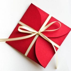 Red Envelope Gift Card