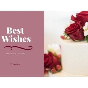 Best Wishes Gift Card