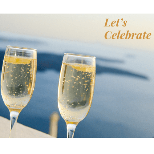 Let's Celebrate Gift Card
