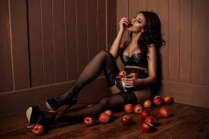Lingerie and Apples