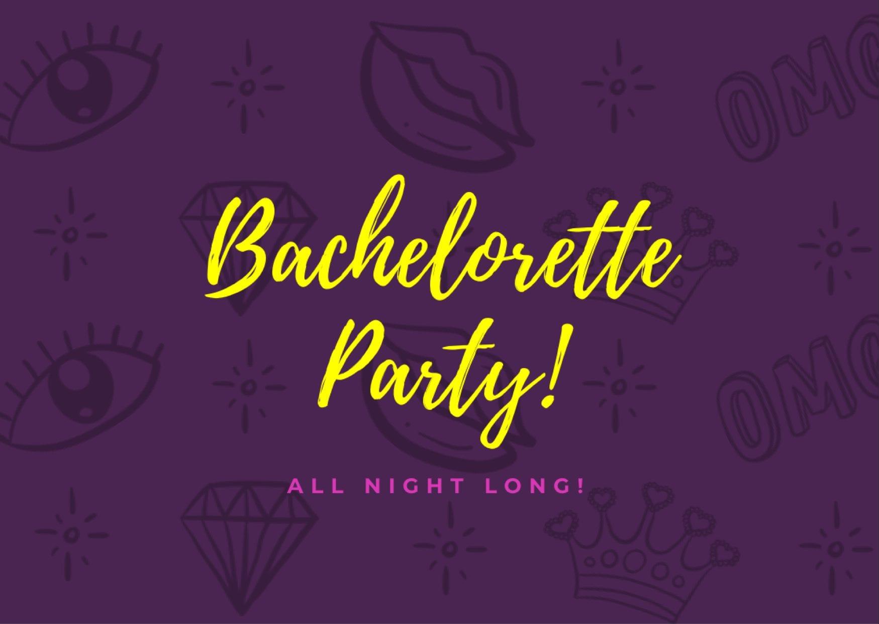 Bachelorette Gift Card