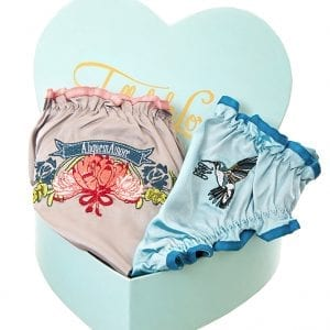 Gift set of 2 knickers