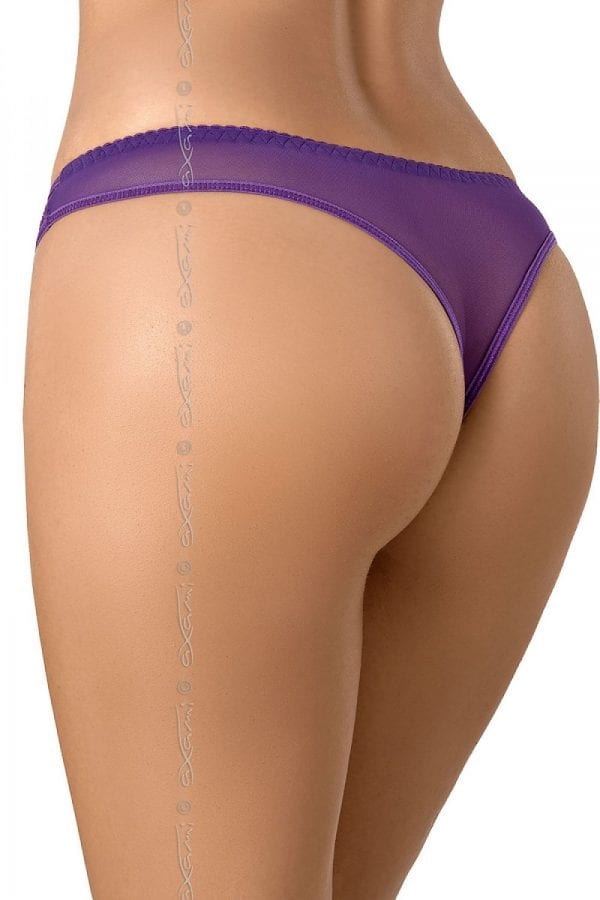 thong purple