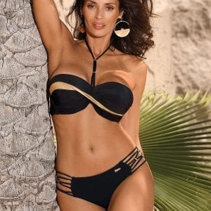 Black Ladies Bikini