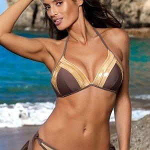 Mocca Triangle Bikini