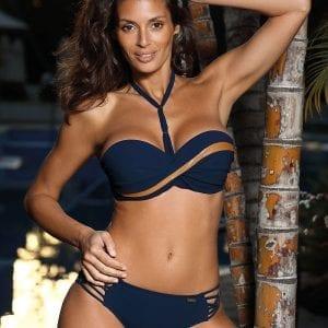 Oxford Blue Ladies Bikini