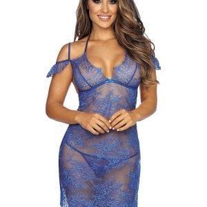 Loca Blue Nightdress