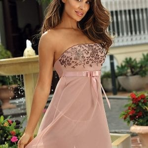 Summer Love Pink Babydoll
